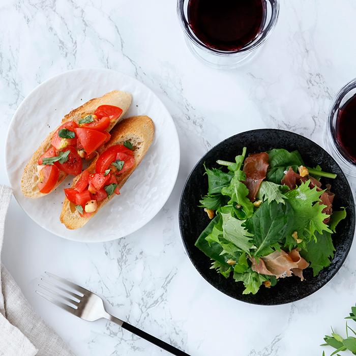 使いやすい中皿サイズ 取り皿やパン皿に最適
