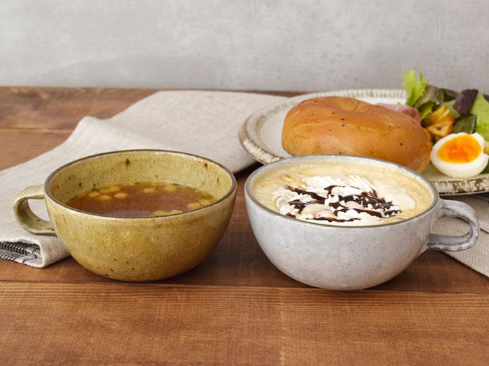 様々な料理に対応してくれる、便利なスープカップ