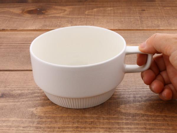 熱いスープでも安心