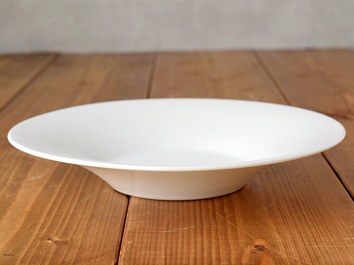 広リムスープ皿