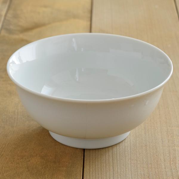 シンプル丼ぶり (ホワイト)