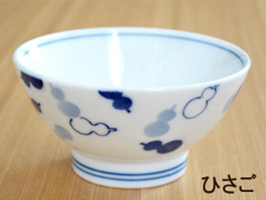 和のカラーお茶碗セット