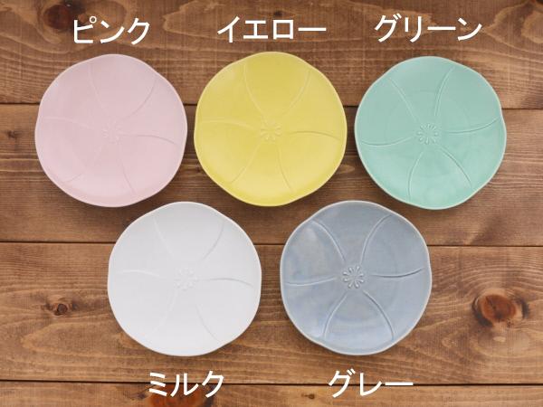カラフルだけど使いやすい 選べる5カラー