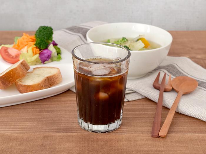 アイスコーヒーや水出し緑茶などのいろんなドリンクに使えます。