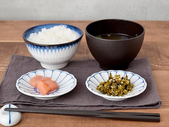 料理のジャンルを選ばず、おかずからデザートまで幅広く使える豆皿