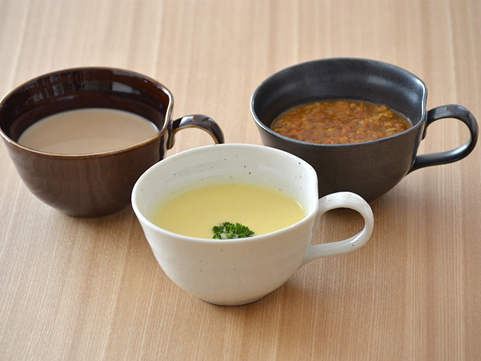 和カフェスタイル スープマグ