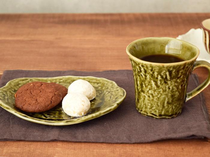 和食器 コーヒーカップ 石目