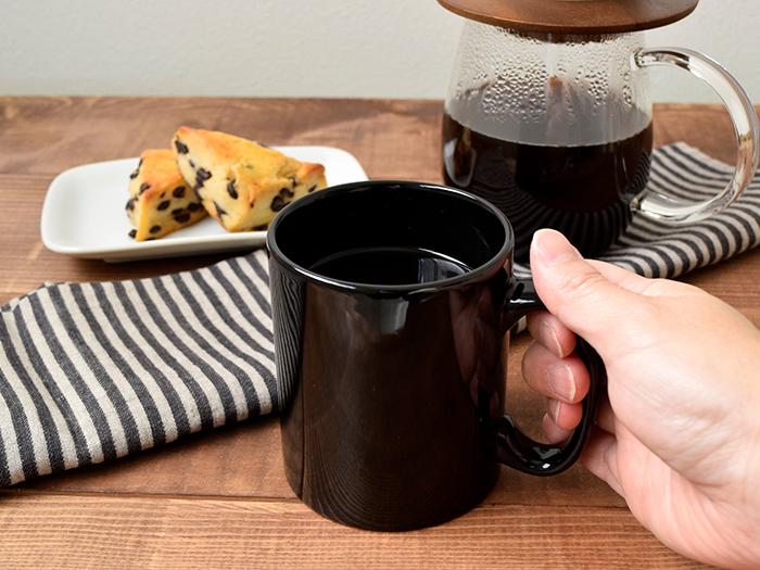 自分好みの空間でリラックスタイムを楽しめるマグカップ
