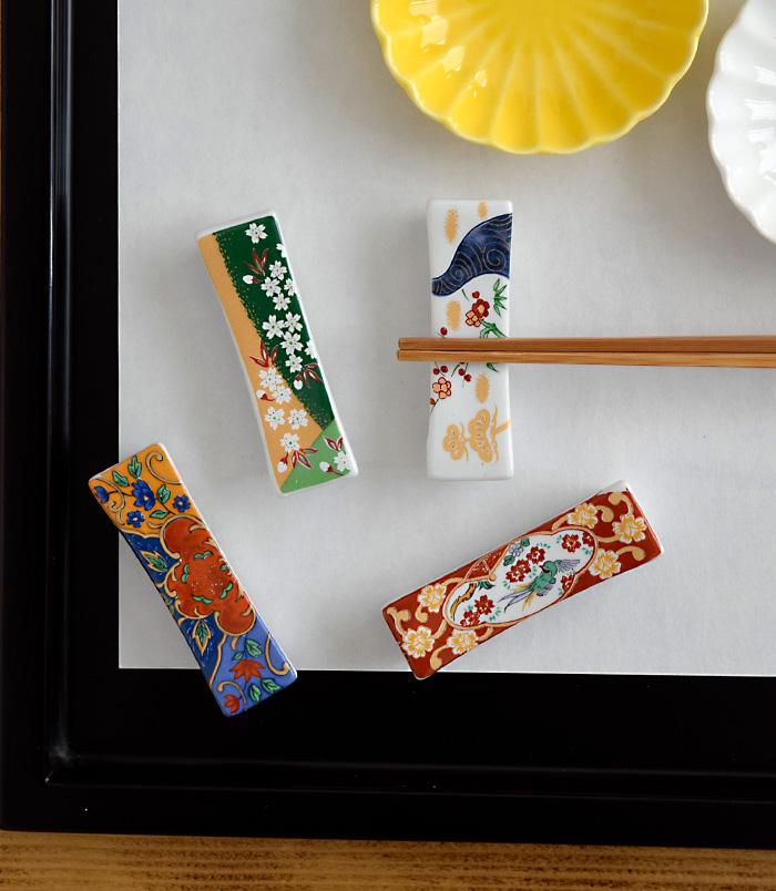 箸置き 日本の花