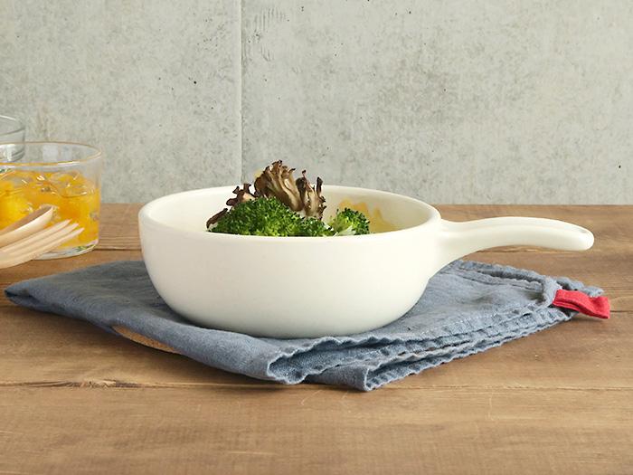 両手付きグラタン皿