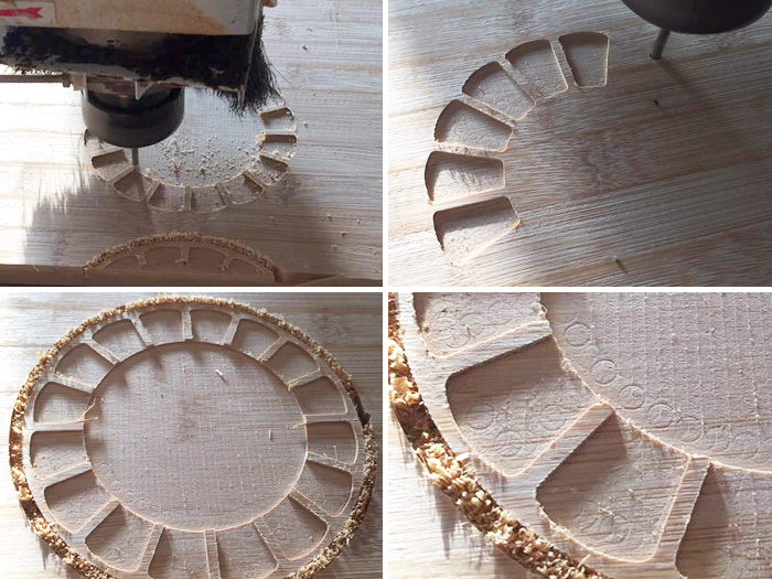 minoruba 木製 コースター