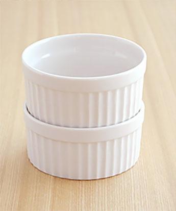 ホワイトスフレカップ
